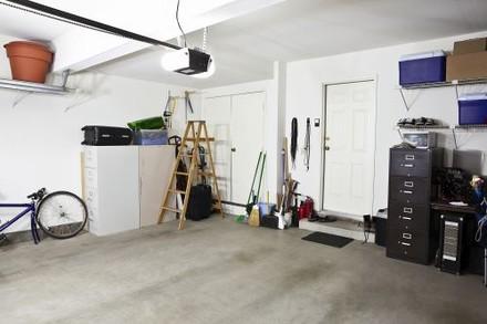 Garaż nie tylko dla samochodu!